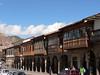 Colonial buildings in Cusco