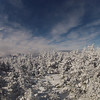 A view of Washington from Carter Dome 2/22/2013.