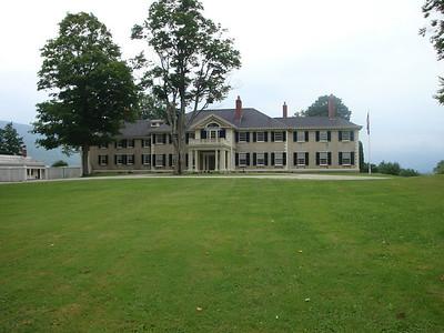 Lincoln's Hildene Mansion