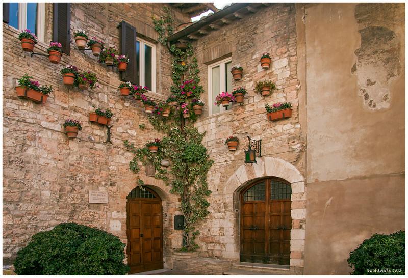 The Maria Casa Immaculata Ospitalita.