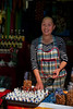 Thai vendor on Burma border