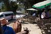 Traffic jam at Maetaeng