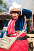 Thai tribal villager