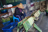 Making Khao Lam – Bamboo Tubes of Sweet Custardy Sticky Rice