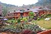 Doi Ang Khang baan suon (garden house)