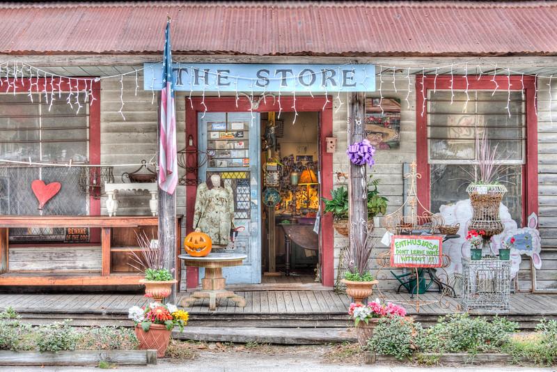 Store in Bluffton, SC