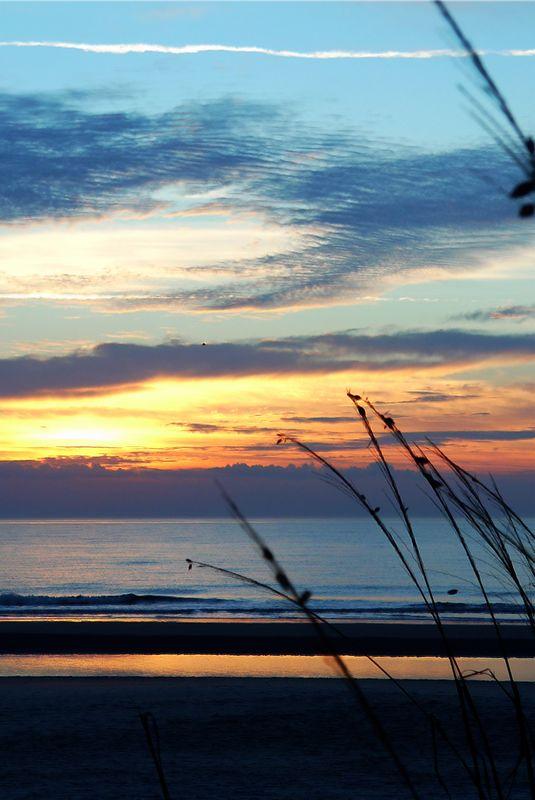 Before Sunrise - Hilton Head - January 1, 2005