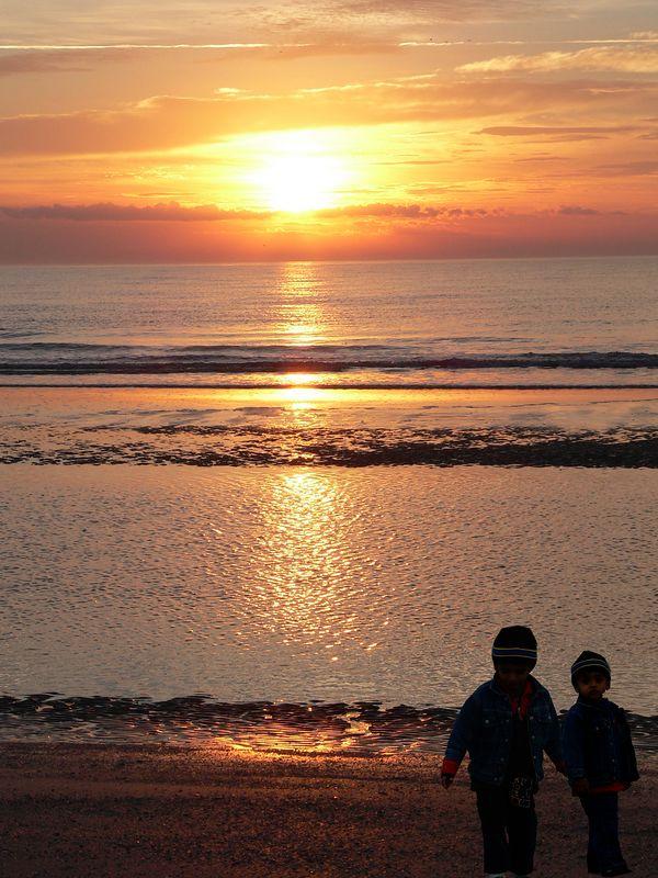 Sunrise on Hilton Head - January 1, 2005