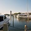 The marina at Harbortown
