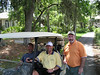 Frank, Gary, and 4th-golfer-guy-from-NY-guy