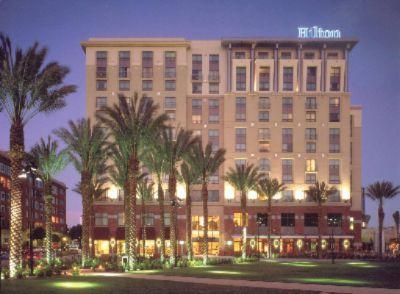 Hilton, San Diego - Gaslamp Quarter Area