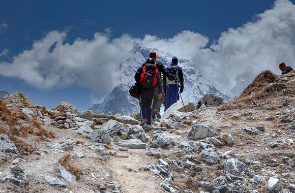 Ngozumba Glacier-Dragnag-ChoLa Pass
