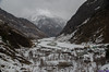 "Taken at Latitude/Longitude:31.013597/78.710075. 3.12 km South-West Harsil Uttarakhand India <a href=""http://www.geonames.org/maps/google_31.013597_78.710075.html""> (Map link)</a>"