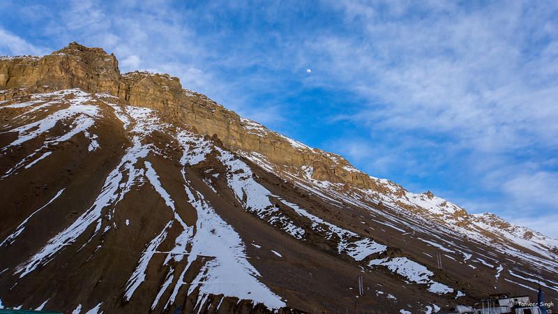 "Taken at Latitude/Longitude:32.228263/78.071782. 0.97 km North Kaja Himachal Pradesh India <a href=""http://www.geonames.org/maps/google_32.228263_78.071782.html""> (Map link)</a>"