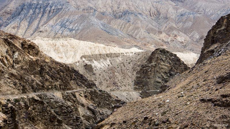 "Taken at Latitude/Longitude:32.066507/78.588751. 1.23 km West Sumdo Himachal Pradesh India <a href=""http://www.geonames.org/maps/google_32.066507_78.588751.html""> (Map link)</a>"