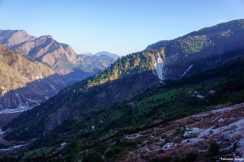 "Taken at Latitude/Longitude:29.959487/80.091463. 3.58 km West Tejam Uttarakhand India <a href=""http://www.geonames.org/maps/google_29.959487_80.091463.html""> (Map link)</a>"