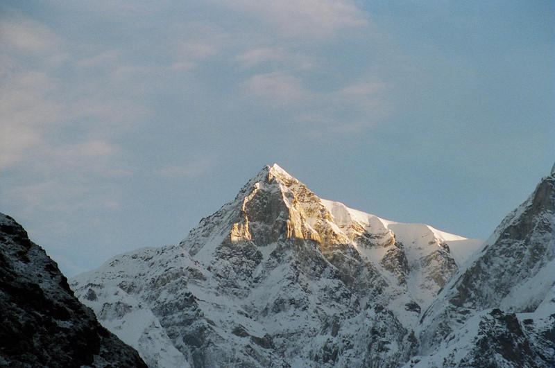Mountains at Kedarnath Himalayas