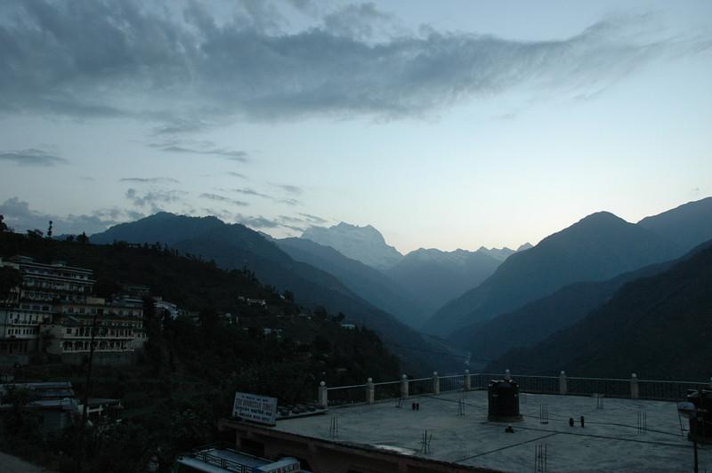 Mountains at Kedarnath, Uttaranchal Valley