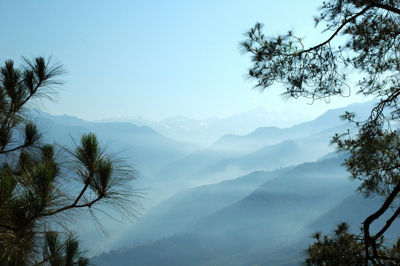 Uttaranchal valley