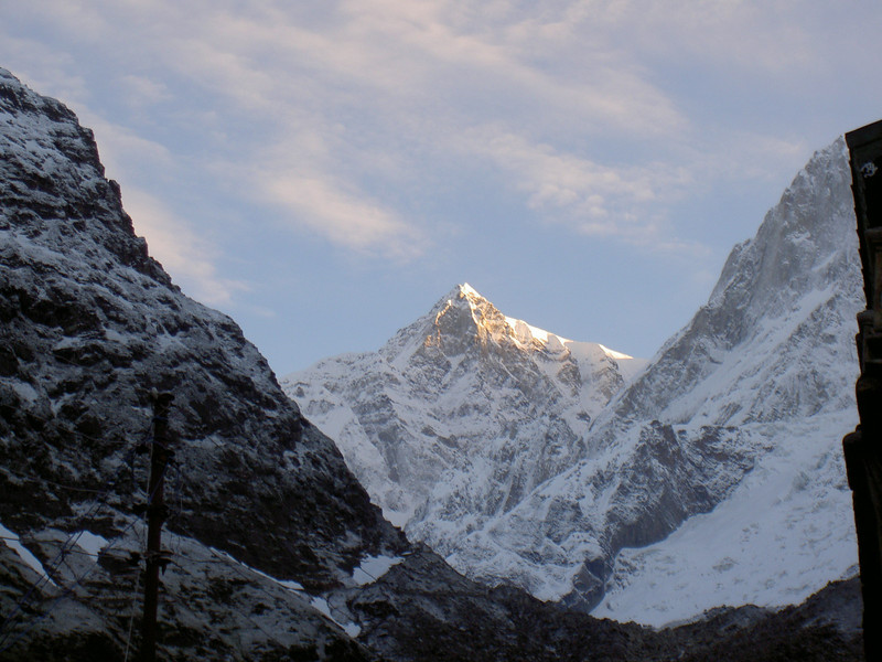 Mountains at Kedarnath