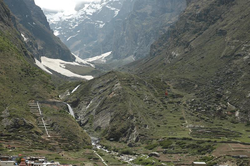 Badrinath Valley