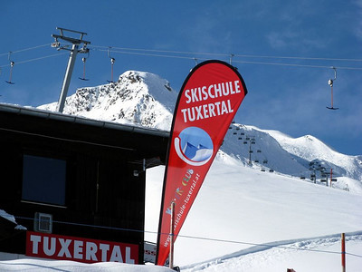 First day in Zillertal!