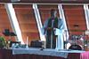 Father Stout at Mass on Sea Days