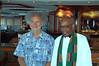 John & Father Stout