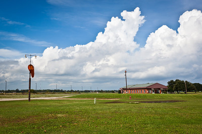 Once busy with small aircraft and more recently used as a helipad to ferry senior officers and staff to the Pentagon and other locations, the airfield is now quiet and lonely since the Army departed Fort Monroe.