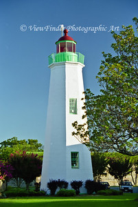 Old Point Comfort Light