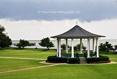 Fort Monroe Gazebo
