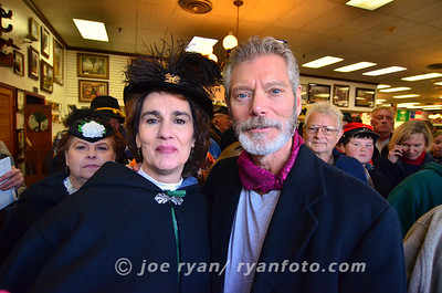 Actor, Stephen Lang, takes a moment at Remembrance Day,  Gettysburg, PA  November 19, 2011