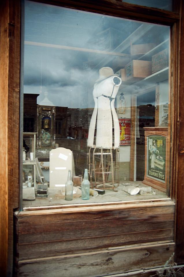 Bodie Shop Window