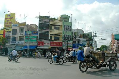 Ho Chi Minh City (HCMC), Vietnam, Jun 2005