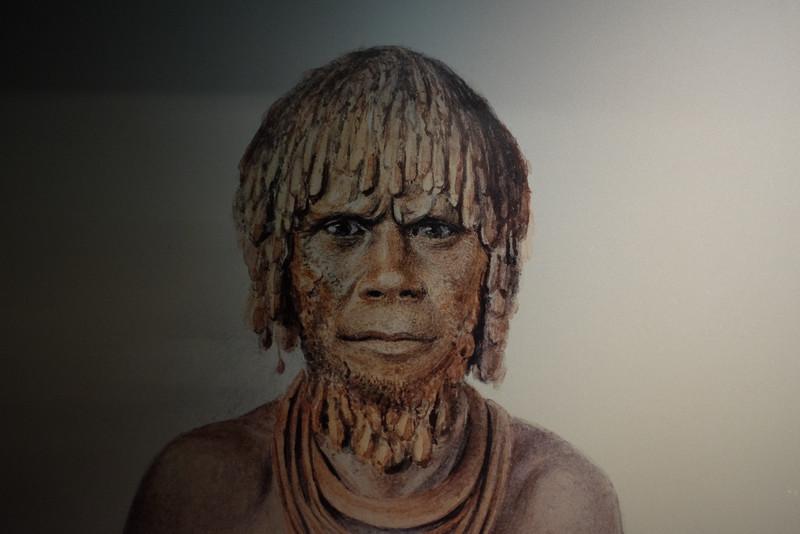 Image of Truginini, Hobart Museum