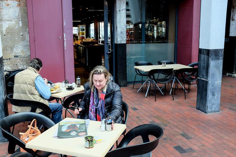 Hobart Cafe