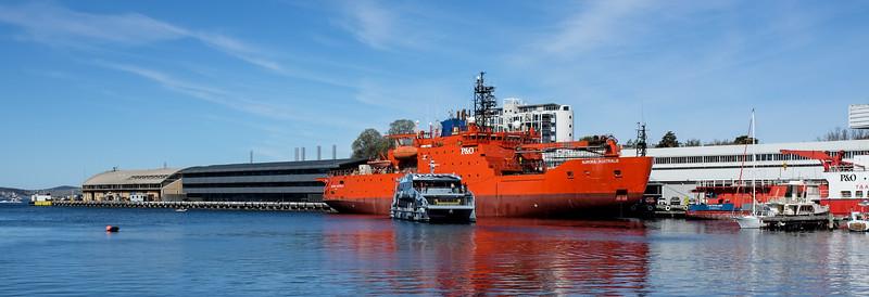 2014, Sep, Hobart & Sydney Trip
