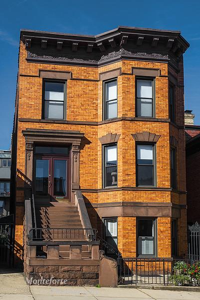 Building in Hoboken