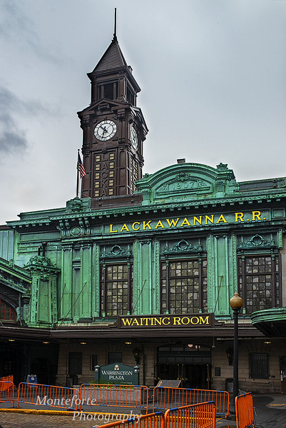 Lackawanna RR buildind Hoboken