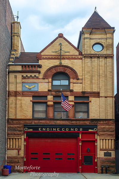Engine Co No 2 Hoboken NJ