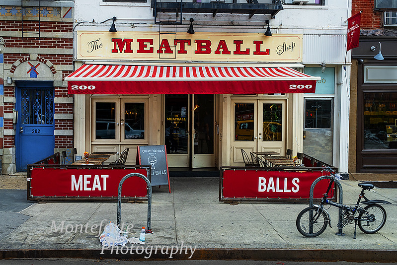 The Meatball Shop NYC
