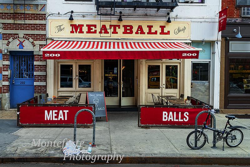 The Meatball Shop NYC