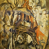 Robert Delaunay 1910 Paris France at the Guggenheim Museum NYC