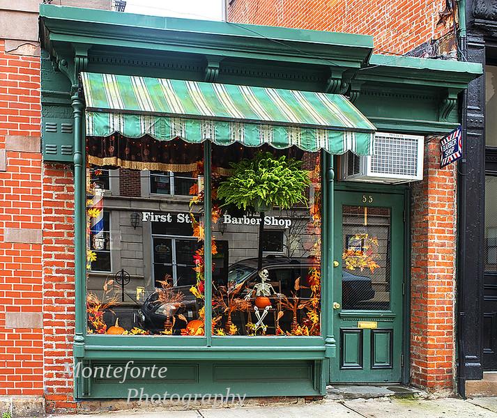 Barber shop Hoboken