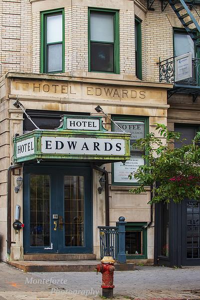 Hotel Edwards Hoboken