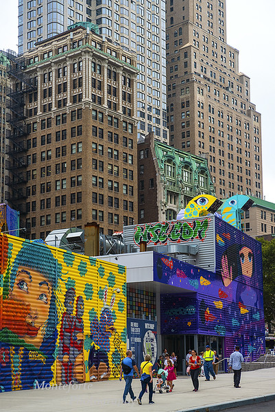 Near WTC NYC