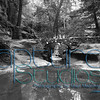 Bridge reflectionBW_0110