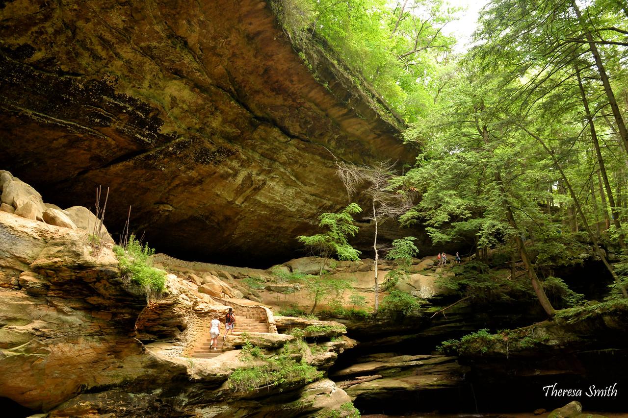 Ash Cave - Hocking Hills State Park