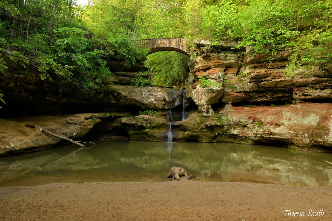 Old Man's Cave - Hocking Hills State Park