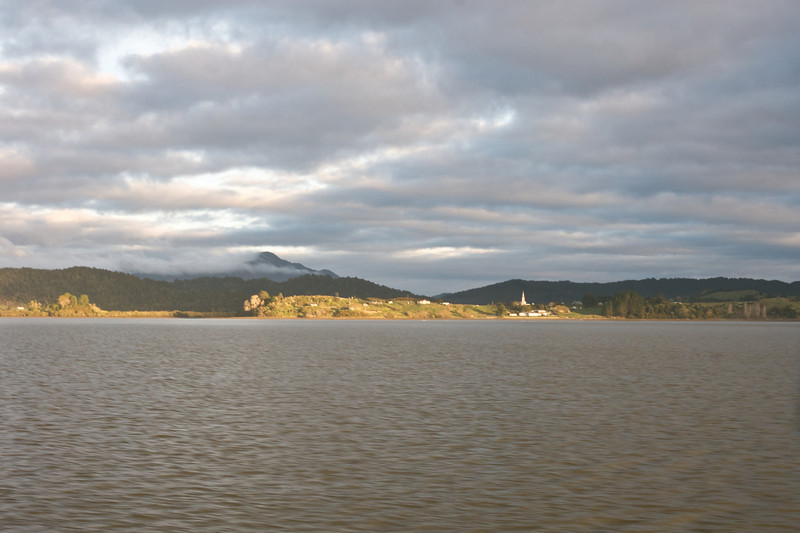 Ferry Crossing Rawhine to The Narrows